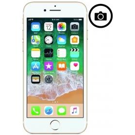 Cambiar cámara frontal iPhone 7