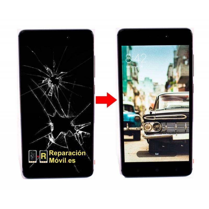 Cambiar Pantalla Xiaomi Redmi 4 Pro
