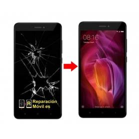 Cambiar Pantalla Xiaomi Redmi 4X