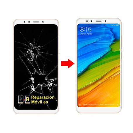 Cambiar Pantalla Xiaomi Redmi 5