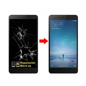 Cambiar Pantalla Xiaomi Redmi Note 2