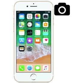 Cambiar cámara trasera iPhone 7