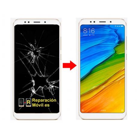 Cambiar Pantalla Xiaomi Redmi Note 5