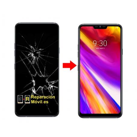 Cambiar Pantalla LG G7