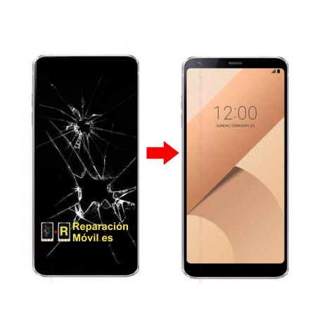 Cambiar Pantalla LG G6