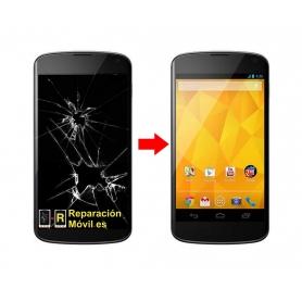 Cambiar Pantalla LG Nexus 4
