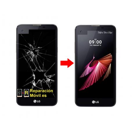 Cambiar Pantalla LG X Screen