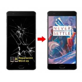 Cambiar Pantalla OnePlus 3