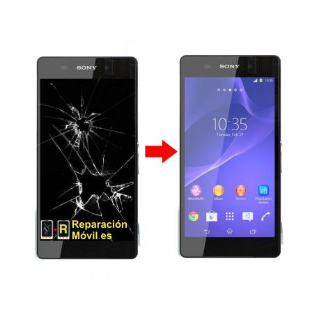 Cambiar Pantalla Sony Xperia Z2
