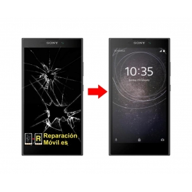Cambiar Pantalla Sony Xperia L2