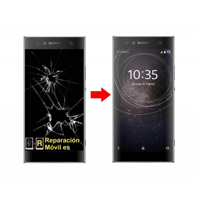 Cambiar Pantalla Sony Xperia XA2 Ultra