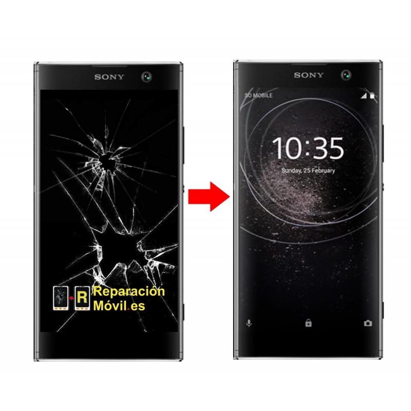 Cambiar Pantalla Sony Xperia XA2