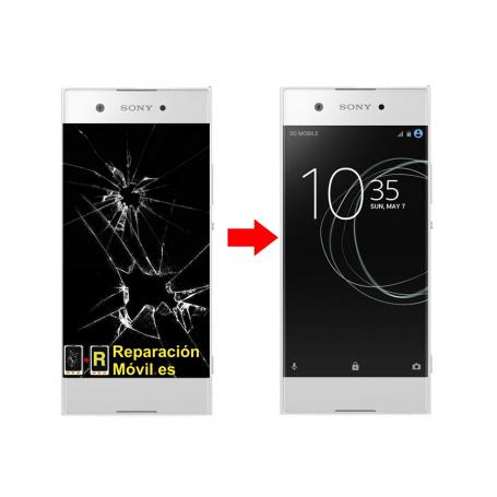 Cambiar Pantalla Sony Xperia XA1