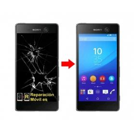 Cambiar Pantalla Sony Xperia M5