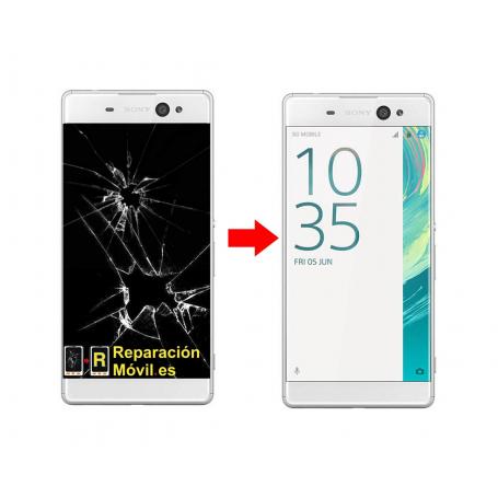 Cambiar Pantalla Sony Xperia XA Ultra