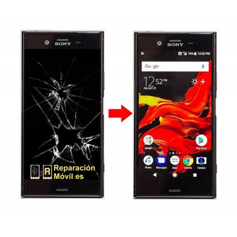 Cambiar Pantalla Sony Xperia XZ1 Compact