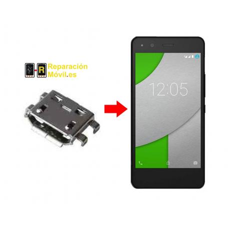 Cambiar Conector de Carga BQ A4.5
