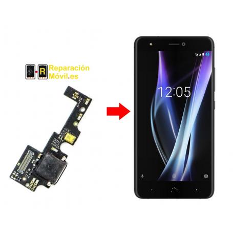 Cambiar Conector De Carga BQ X Pro