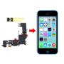 Cambiar Conector de Carga iPhone 5c