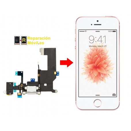 Cambiar Microfono iPhone SE