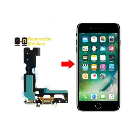 Cambiar Conector de Carga iPhone 7 Plus