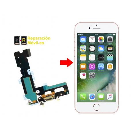 Cambiar Conector de carga iPhone 7