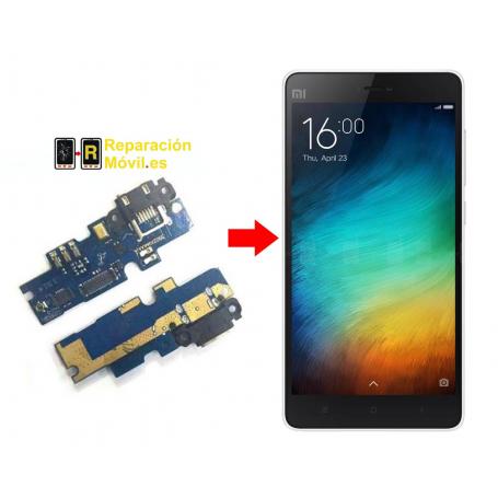 Cambiar Conector De Carga Xiaomi 4i
