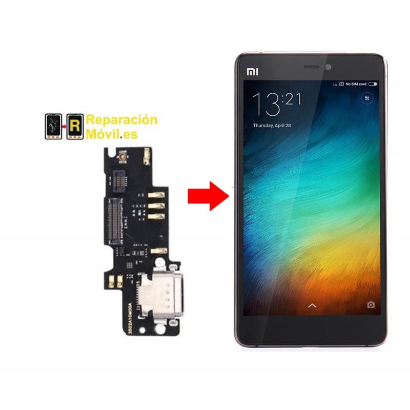 Cambiar Conector De Carga Xiaomi 4S