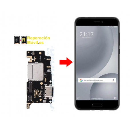 Cambiar Conector De Carga Xiaomi 5