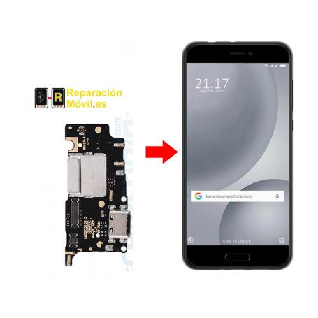 Cambiar Conector De Carga Xiaomi Mi 5C