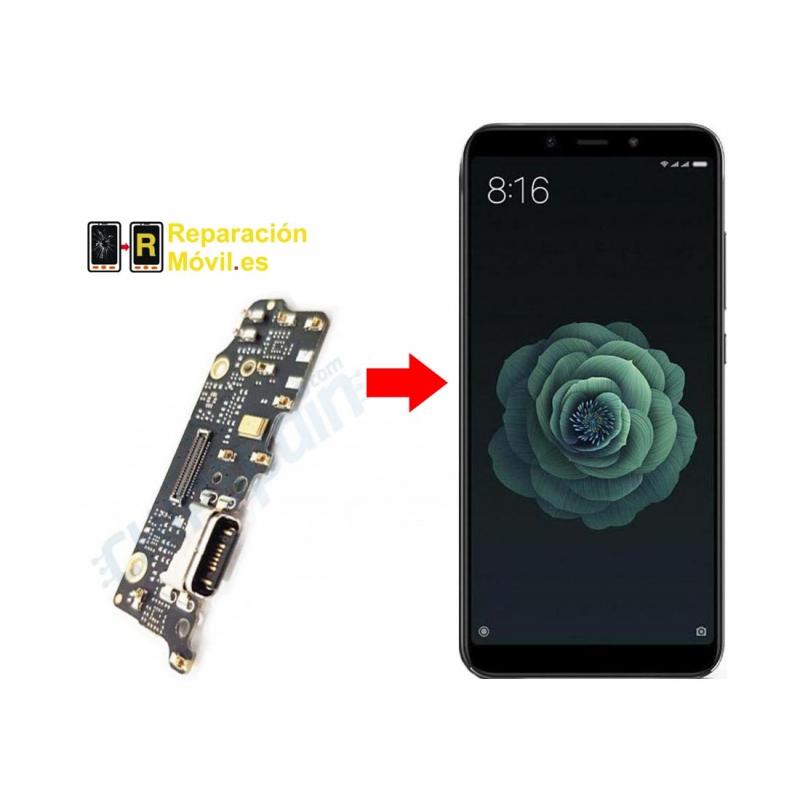 Cambiar Conector De Carga XIAOMI A2