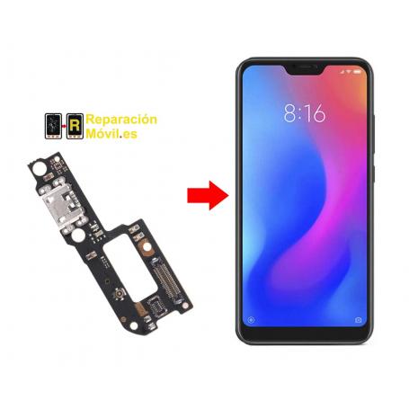 Cambiar Conector De Carga Xiaomi A2 Lite