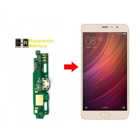 Cambiar Conector De Carga Xiaomi Redmi Pro
