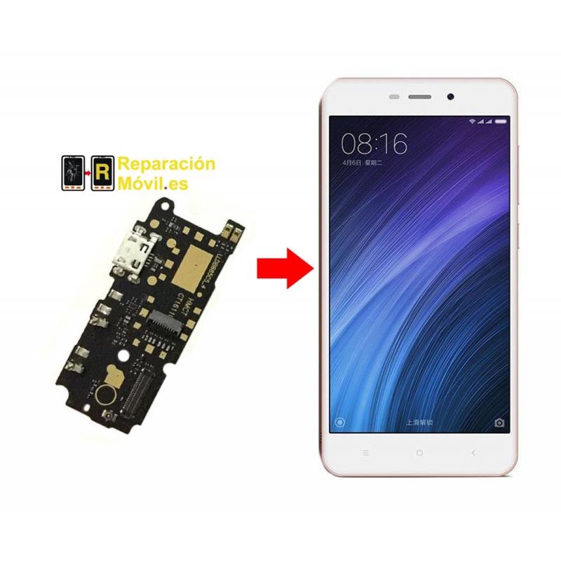 Cambiar Conector De Carga Redmi Note 4