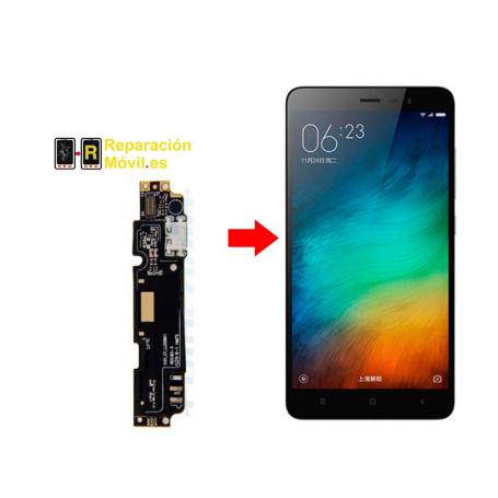 Cambiar Conector De Carga Redmi Note 3 Pro