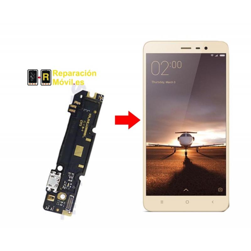 Cambiar Conector De Carga Redmi Note 3