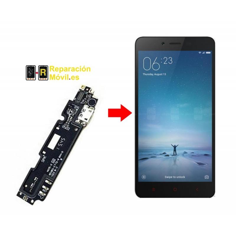 Cambiar Conector De Carga Redmi Note 2
