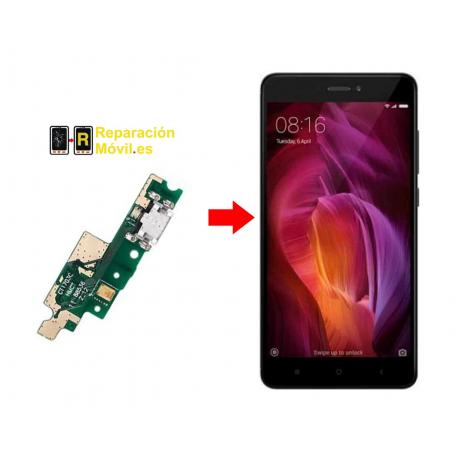 Cambiar Conector de carga Xiaomi Redmi 4x