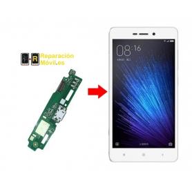Cambiar Conector de carga Xiaomi Redmi 3x