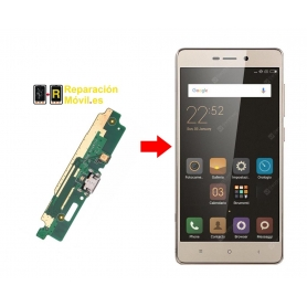 Cambiar Conector de carga Xiaomi Redmi 3s
