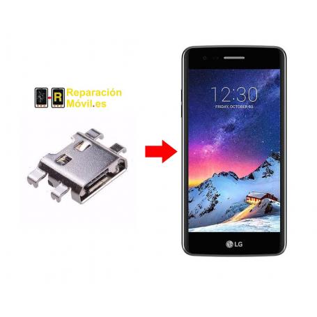 Cambiar Conector De Carga LG K8 2017