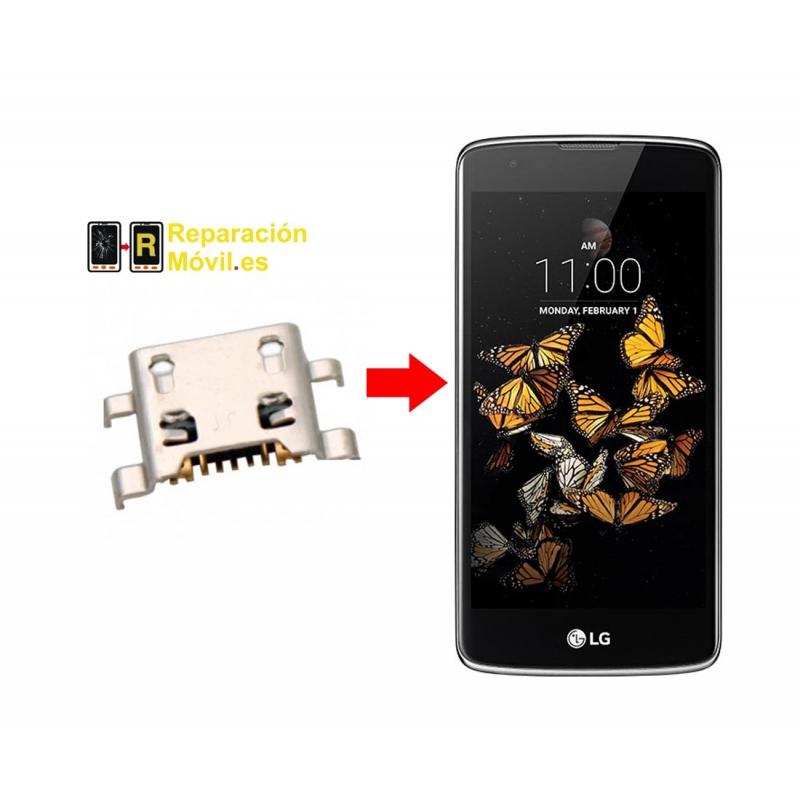 Cambiar Conector De Carga LG K8