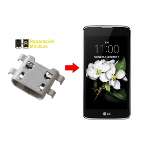 Cambiar Conector De Carga LG K7