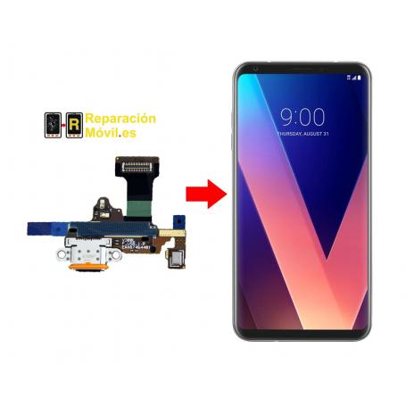 Cambiar Conector De Carga V30