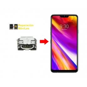 Cambiar Conector De Carga LG G7