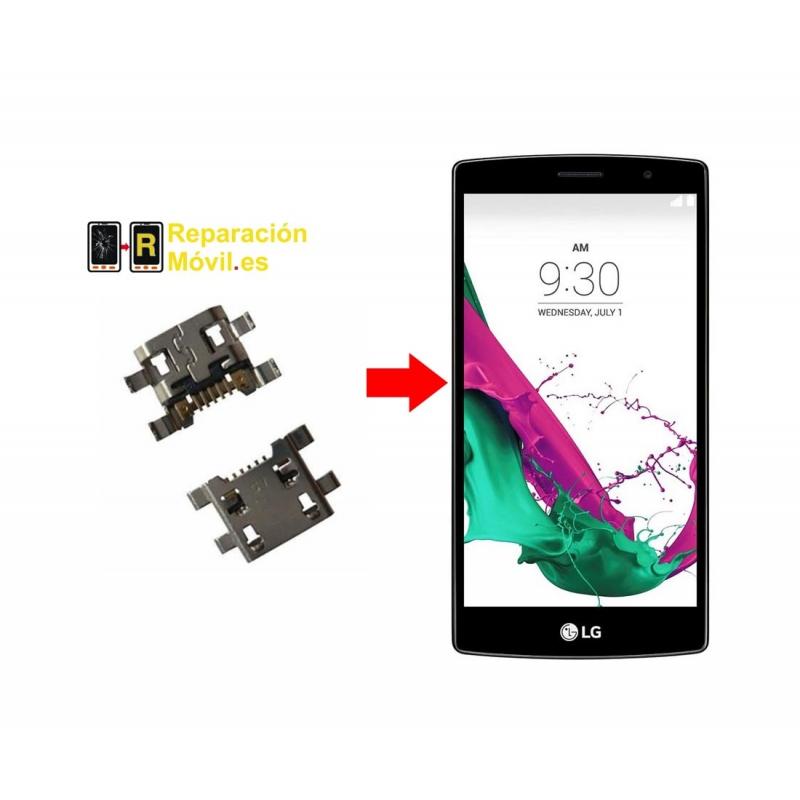 Cambiar Conector De Carga LG G4s