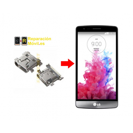 Cambiar Conector De Carga LG G3