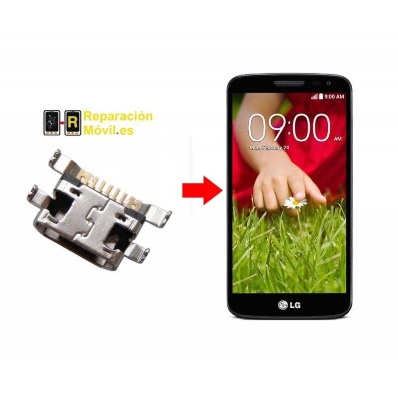 Cambiar Conector De Carga LG G2 Mini