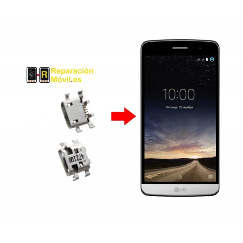 Cambiar Conector De Carga LG X Ray