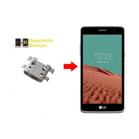 Cambiar Conector De Carga LG Bello 2